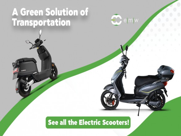 Electric Scooters by EMW
