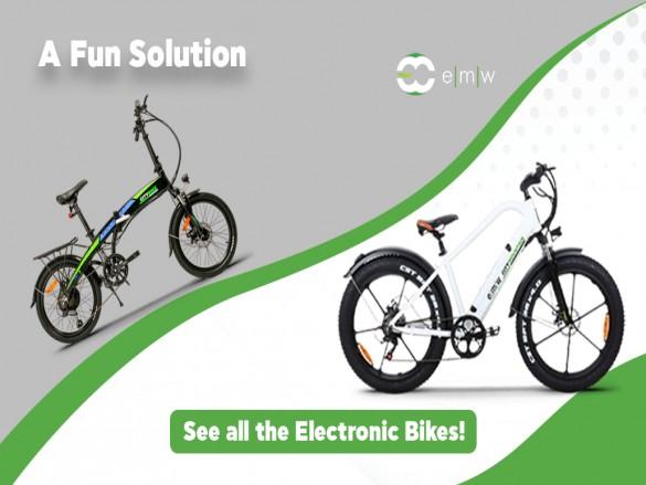 Electric Bikes by EMW
